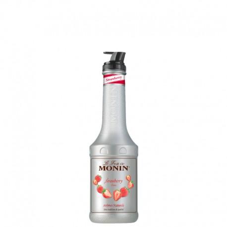 0,5l Puree truskawka STRAWBERRY LE FRUIT THE MONIN