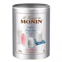 1,36 kg YOGHURT SMOOTHIE BASE MONIN jogurtowa baza w proszku do napojów mrożonych