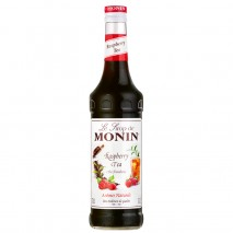 0,7l RASPBERRY TEA LE SIROP DE MONIN syrop o smaku herbaty malinowej