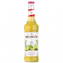 0,7l LIME CITRON VERT LE SIROP DE MONIN syrop o smaku limonkowym