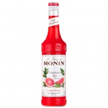 0,7l PINK GRAPEFRUIT LE SIROP DE MONIN syrop o smaku różowego grejpfruta