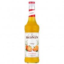 0,7l ORANGE LE SIROP DE MONIN syrop o smaku pomarańczowym