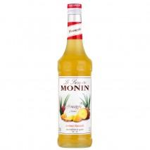 0,7l PINEAPPLE LE SIROP DE MONIN syrop o smaku ananasowym