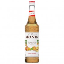 0,7l CHERRY PLUM LE SIROP DE MONIN syrop o smaku mirabelki