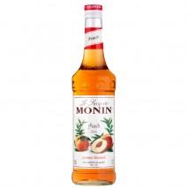 0,7l PEACH LE SIROP DE MONIN syrop o smaku brzoskwiniowym