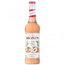 0,7l WHITE PEACH LE SIROP DE MONIN syrop o smaku białej brzoskwini