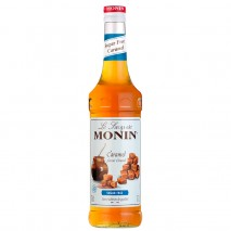 0,7l CARAMEL SUGAR FREE LE SIROP DE MONIN bezcukrowy syrop karmelowy