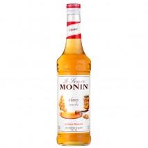 0,7l HONEY LE SIROP DE MONIN syrop o smaku miodowym