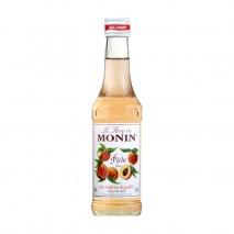 0,25l PEACH LE SIROP DE MONIN syrop o smaku brzoskwiniowym