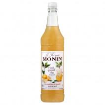 1l CLOUDY LEMONADE LE CONCENTRATE DE MONIN baza lemoniady o intensywnej słodyczy i lekkiej kwasowości