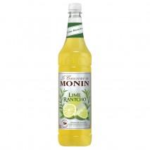 1l RANTCHO LIME LE CONCENTRATE DO MONIN koncentrat limonkowy bez dodatku cukru