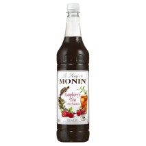 1l RASPBERRY TEA LE SIROP DE MONIN syrop o smaku herbaty malinowej