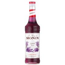0,7l LAVENDER syrop cukrowy o smaku lawendowym Le Sirop de Monin