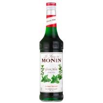 0,7l GREEN MINT LE SIROP DE MONIN zielony syrop o smaku miętowym