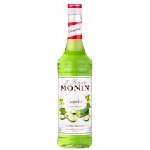 0,7l CUCUMBER syrop cukrowy o smaku ogórkowym Le Sirop de Monin