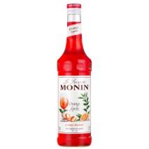 0,7l ORANGE SPRITZ LE SIROP DE MONIN syrop pomarańczowy z nutą białego wina i goryczki