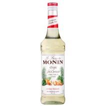 0,7l CURACAO TRIPLE SEC LE SIROP DE MONIN syrop o słodko-gorzkim aromacie skórki pomarańczowej