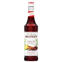 0,7l SANGRIA MIX LE SIROP DE MONIN syrop o smaku hiszpańskiego napoju