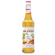 0,7L SPICY MANGO MONIN - Syrop pikantny mango