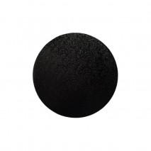 ∅ 30.4 cm PODKŁAD CZARNY BLRWD12 metalizowany wysokość ok. 12 mm