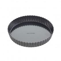 ∅ 28 x h 3.5 cm FORMA DO TARTY 10A10682 TALA forma ze stali węglowej z wyjmowanym dnem