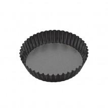 ∅ 25 x h 5.5 cm FORMA DO TARTY KCMCHB85 KITCHEN CRAFT głęboka forma ze stali węglowej z wyjmowanym dnem
