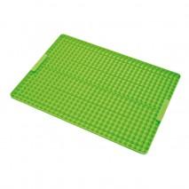 Mata silikonowa CRSP01 Crispy mata zielona 23.025.85.0065 Silikomart