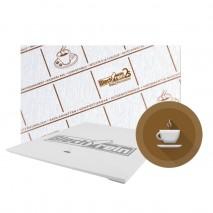 300 szt. 40 x 60 cm PERGAMIN DO MAKARONIKÓW BLECHREIN papier do pieczenia z szablonem i powłoką silikonową