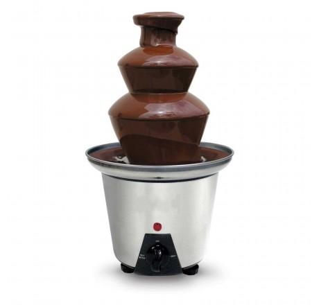 Fontanna czekoladowa MINI SILVER poj. 400-600g do 8 os.