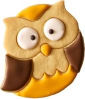 Foremka do wykrawania ciastek SOWA FRIDO