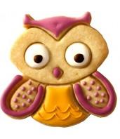 Foremka do wykrawania ciastek SOWA HUGO