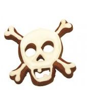 Foremka do wykrawania ciastek CZASZKA I PISZCZELE