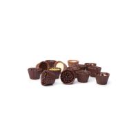 Foremki, salaterki, kieliszki czekoladowe, korpusy do trufli