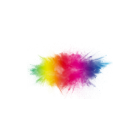 Barwniki w proszku