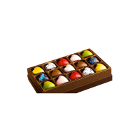 Barwniki do czekolady i mas tłustych